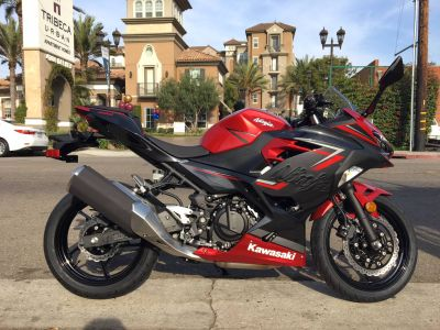 2019 Kawasaki Ninja 400 ABS Sport Marina Del Rey, CA