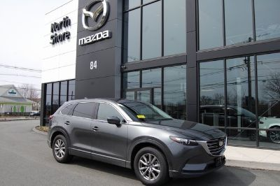 2019 Mazda CX-9 (Machine Gray)