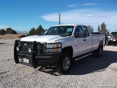 2013 Chevrolet RSX Work Truck (White)
