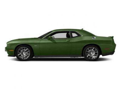 2018 Dodge Challenger T/A 392 (F8 Green)