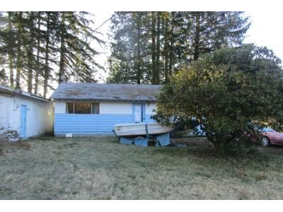 1 Bed Preforeclosure Property in Beaver, WA 98305 - Gary St