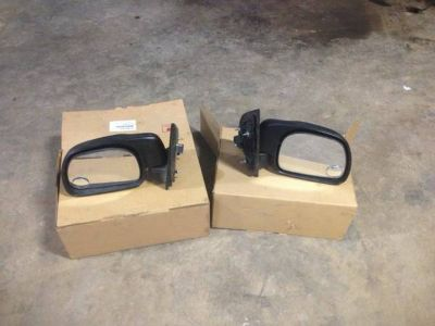 2001-2007 ford super dury manual mirrors