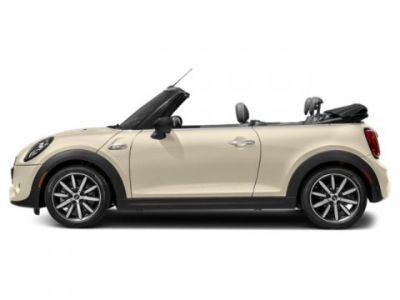 2019 MINI Convertible Cooper (Pepper White)