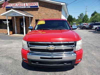 2011 Chevrolet Silverado 1500 LT (Red)