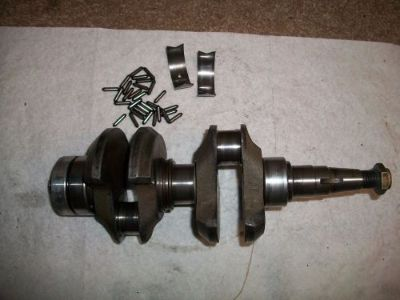 Find 1988 Forcer 35hp Outboard Motor Engine Crank Shift with Bears motorcycle in Independence, Missouri, United States, for US $65.00