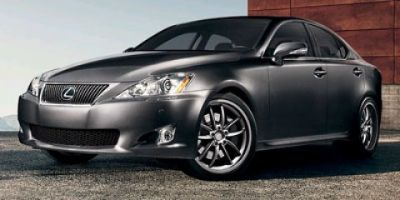 2009 Lexus IS 350 Base (BLACK)