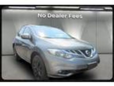 $16495.00 2013 Nissan Murano with 41425 miles!