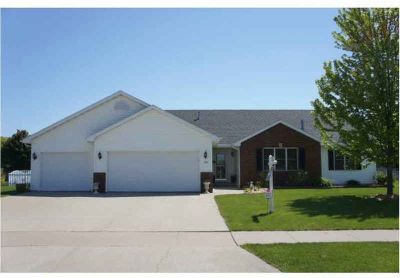 1620 PENDLETON Road NEENAH, Four BR, Three BA home in Nature Trail