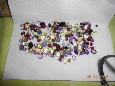 50 Carats of mixed gems
