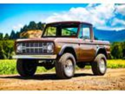 1971 Ford Bronco Classic Truck in Albany, OR