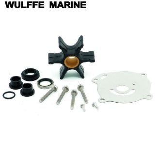 Sell Water Pump Impeller Kit Johnson Evinrude 85 115 135 Hp (1973-77), 18-3384 386124 motorcycle in Mentor, Ohio, United States, for US $52.49