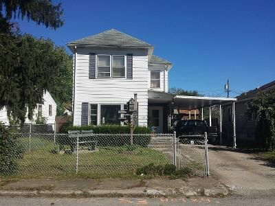 3 Bed 1.5 Bath Preforeclosure Property in Chillicothe, OH 45601 - Jefferson Ave
