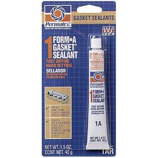 Purchase Permatex 80007 Form-A-Gasket #1 Sealant, 1.5 oz. motorcycle in Millsboro, Delaware, US, for US $4.99