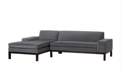 MODERN Two-Piece Chaise Sectional by West Elm