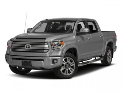 2017 Toyota Tundra Platinum (Black)