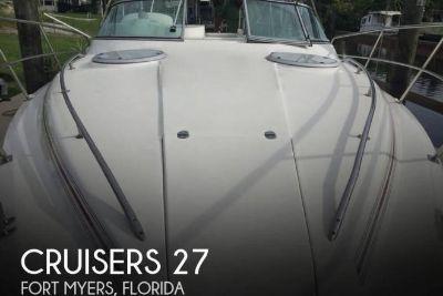 1993 Cruisers Aria 3020