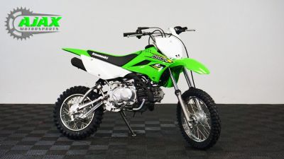 2018 Kawasaki KLX 110L Competition/Off Road Motorcycles Oklahoma City, OK