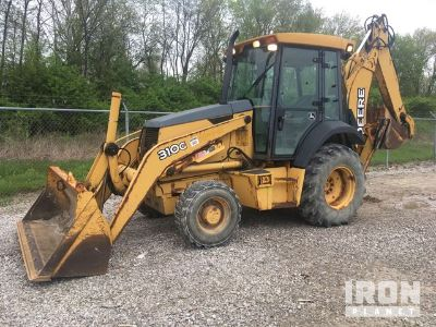 2005 John Deere 310G 4x4 Backhoe Loader