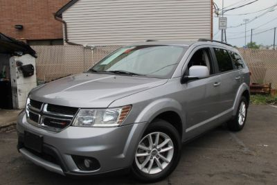 2016 Dodge Journey AWD 4dr SXT (Gray)