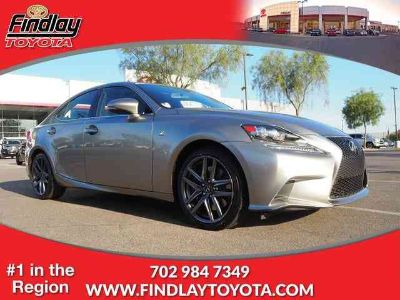 Used 2016 Lexus IS 200t 4dr Sdn