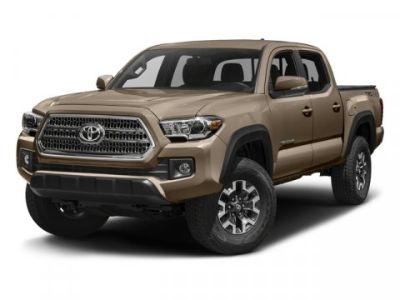 2017 Toyota Tacoma TRD Off Road Double Cab 5' Bed (Gray)