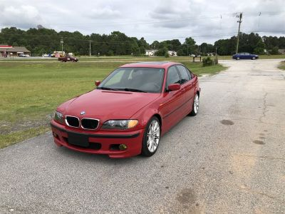2005 BMW 3-Series 330i (Red)
