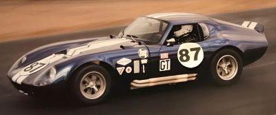 1965 Factory Five Gen3 Shelby Daytona Coupe 75% built