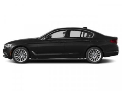 2019 BMW 5-Series 530i xDrive (Jet Black)