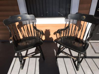 Antique style chairs