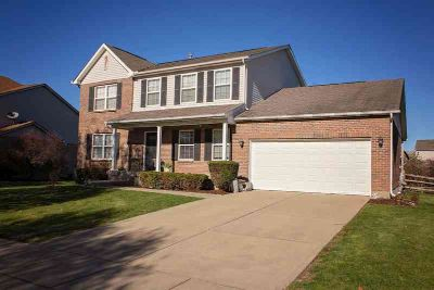 6524 Stonelake Way Hamilton, Welcome home! This Four BR