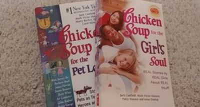 Chicken Soup for the Soul lot