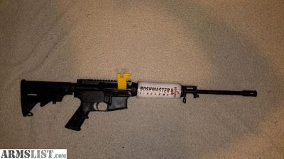 For Sale/Trade: Bushmaster AR15 BNIB