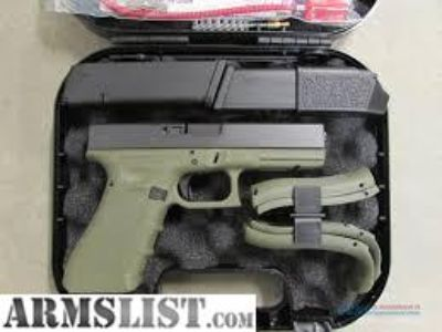 For Trade: Glock 19 Gen 4 / Battlefield Green