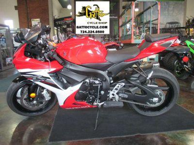 2013 Suzuki GSX-R600 Sport Motorcycles Tarentum, PA