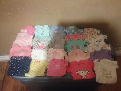 Premie Baby Clothes OBO