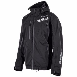 Purchase NEW MENS YAMAHA MISSION JACKET BY FXR SHELL SMB-15JML-BK-XL X-LARGE motorcycle in Kaukauna, Wisconsin, United States, for US $164.99