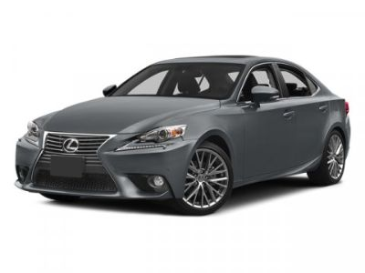 2014 Lexus IS 250 Base (Silver)