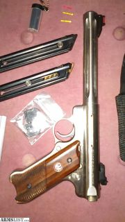 For Sale: Ruger .22 Auto