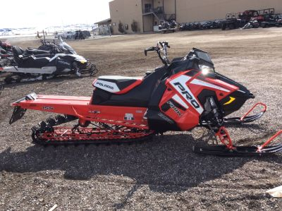 2019 Polaris PRO RMK 850 155' Snowmobile Mountain Kamas, UT