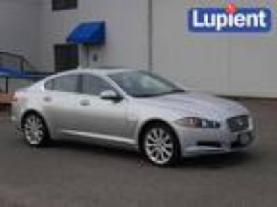 used 2014 Jaguar XF for sale.