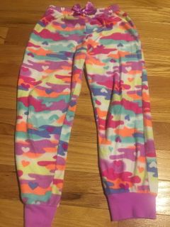 Girls bed pants