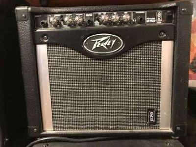 Peavey Rage 258 Guitar Amp