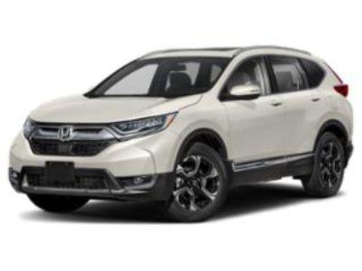 2019 Honda CR-V Touring (Platinum White)