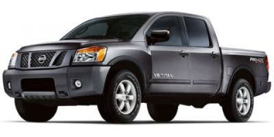 2010 Nissan Titan LE (Galaxy Black Metallic)