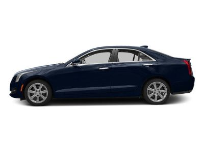 2015 Cadillac ATS 2.5L (Dark Adriatic Blue Metallic)