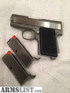 For Sale: .380 AMT Backup