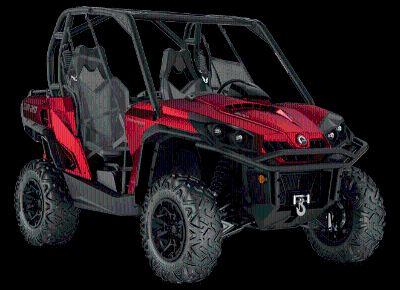 2018 Can-Am Commander XT 1000R Side x Side Utility Vehicles Honeyville, UT