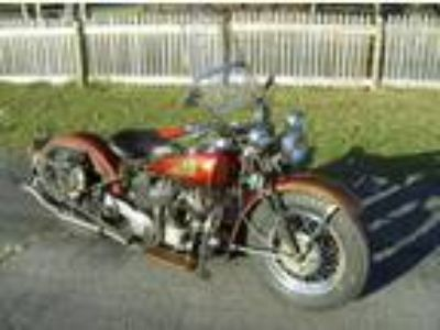 1940 Indian 640 Sport Scout