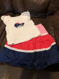 Girls Gymboree outfit