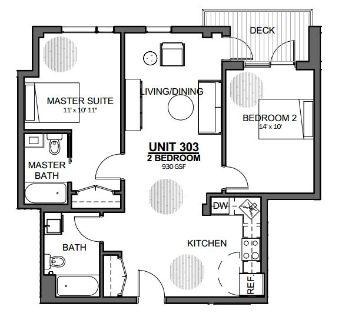 $9660 2 apartment in Jamaica Plain